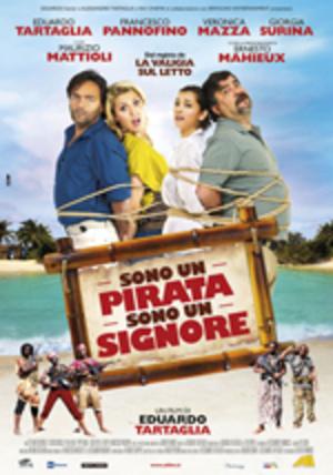 SONO UN PIRATA SONO UN SIGNORE (DVD)