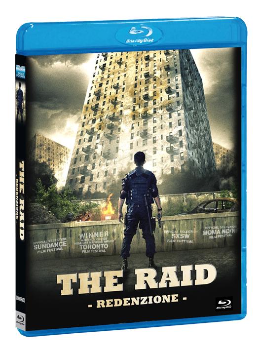 THE RAID REDENZIONE (BLU-RAY)