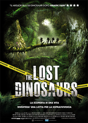 THE LOST DINOSAURS (DVD)