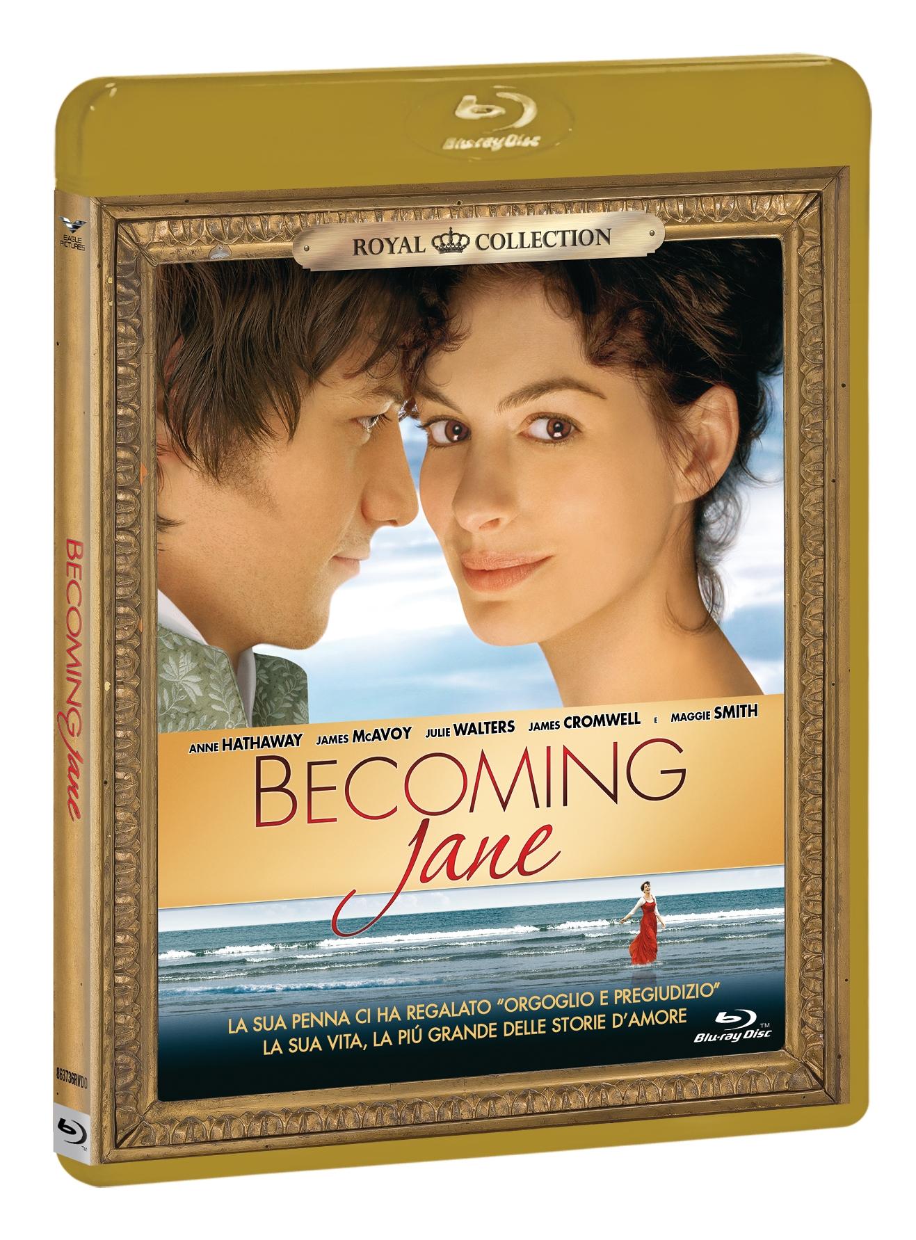 BECOMING JANE (BLU RAY)
