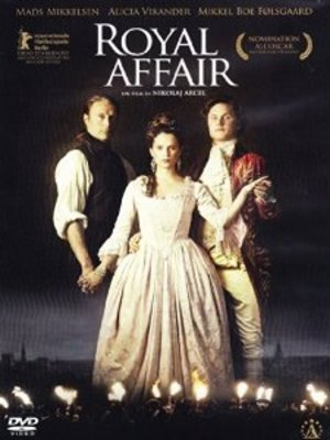 ROYAL AFFAIR (DVD)