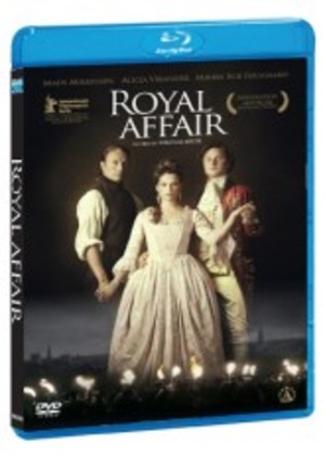 ROYAL AFFAIR (BLU-RAY)