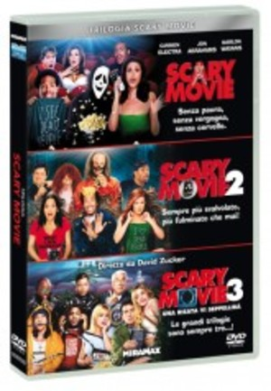 COF.SCARY MOVIE TRILOGIA (3 DVD) (DVD)