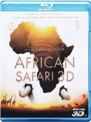 AFRICAN SAFARI 3D (BLU RAY 3D)
