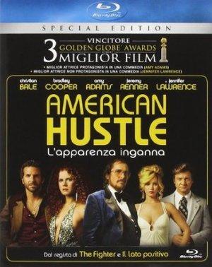 AMERICAN HUSTLE - L'APPARENZA INGANNA (SE) (BLU-RAY)