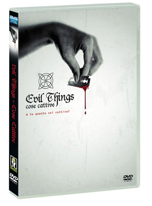 COSE CATTIVE - EVIL THINGS (DVD)
