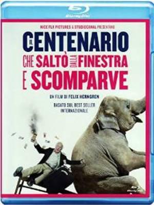 IL CENTENARIO CHE SALTO' DALLA FINESTRA E SCOMPARVE (BLU-RAY)