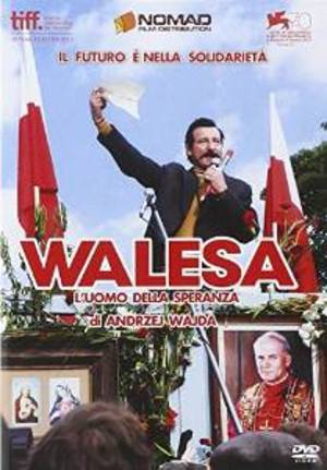 WALESA L'UOMO DELLA SPERANZA (DVD)
