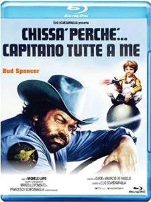 CHISSA' PERCHE'... CAPITANO TUTTE A ME (BLU RAY)