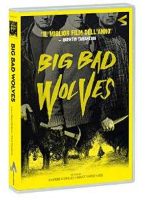BIG BAD WOLVES (DVD)