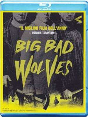 BIG BAD WOLVES (BLU RAY)