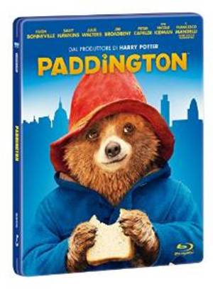 PADDINGTON (LTD STEELBOOK) (BLU RAY)