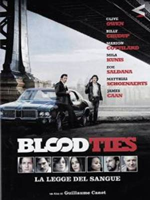 BLOOD TIES - LA LEGGE DEL SANGUE (DVD)