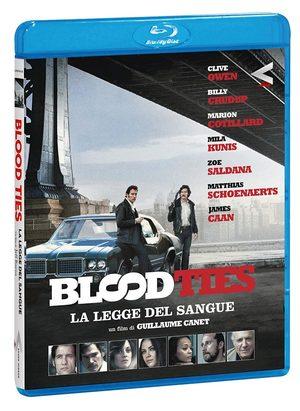 BLOOD TIES - LA LEGGE DEL SANGUE (BLU RAY)