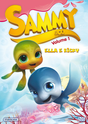 SAMMY E CO. #1 - ELLA E RICKY (DVD)