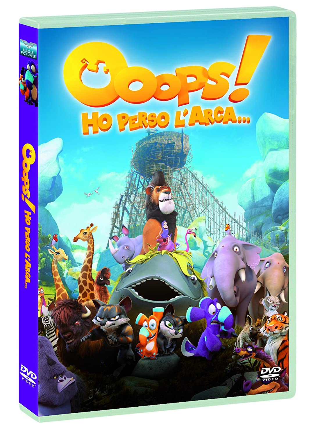 OOOPS ! HO PERSO L'ARCA (DVD)