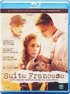 SUITE FRANCESE (BLU RAY)