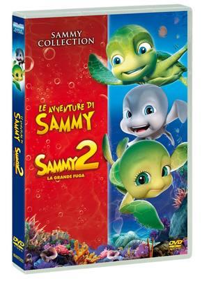 COF.SAMMY FILM COLLECTION (2 DVD) (DVD)