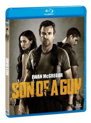 SON OF A GUN (BLU RAY)