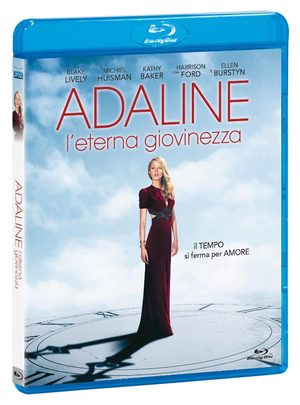 ADALINE - L'ETERNA GIOVINEZZA (BLU RAY)