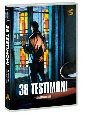 38 TESTIMONI (DVD)