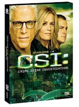 COF.C.S.I. - SCENA DEL CRIMINE - STAGIONE 14 (6 DVD) (DVD)