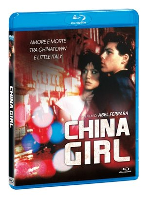 CHINA GIRL (BLU RAY)
