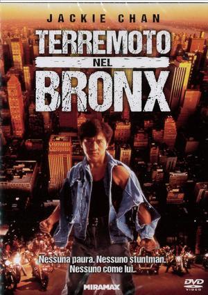 TERREMOTO NEL BRONX (DVD)