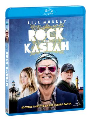 ROCK THE KASBAH (BLU RAY)