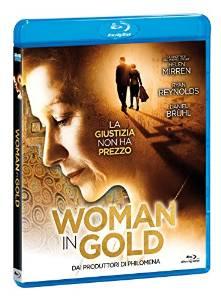 WOMAN IN GOLD (BLU RAY)