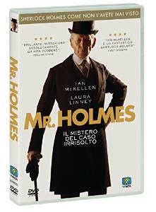 MR. HOLMES - IL MISTERO DEL CASO IRRISOLTO (DVD)