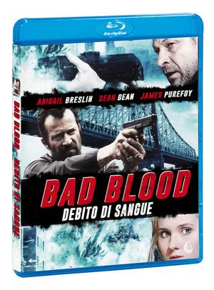 BAD BLOOD - DEBITO DI SANGUE (BLU RAY)