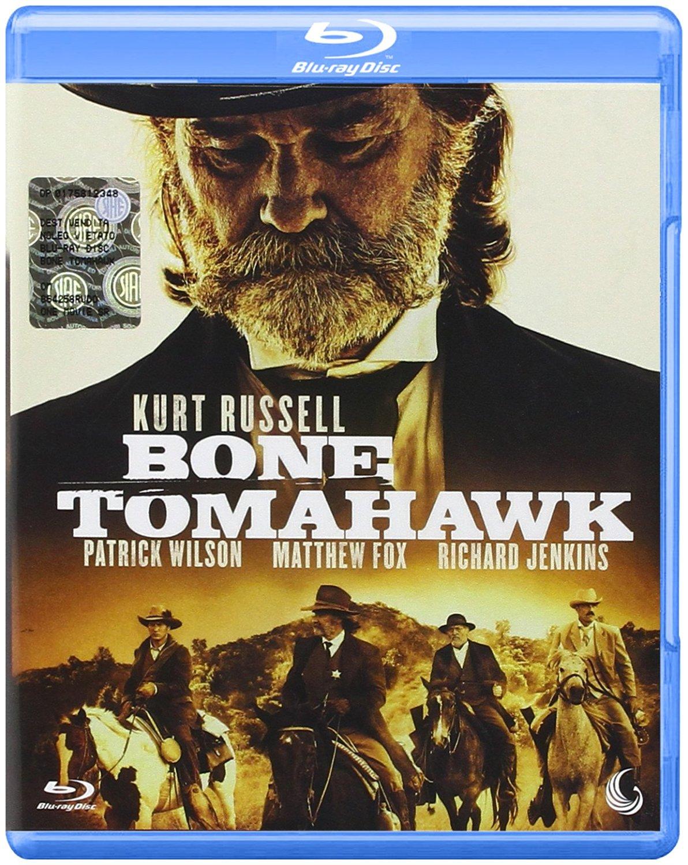 BONE TOMAHAWK (BLU RAY)