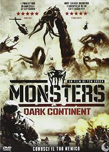 MONSTERS - DARK CONTINENT (DVD)
