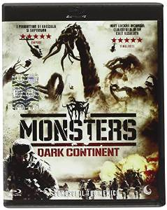 MONSTERS - DARK CONTINENT (BLU RAY)