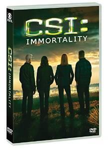CSI: IMMORTALITY (DVD)