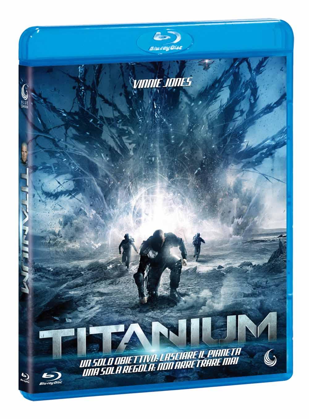 TITANIUM (BLU RAY)