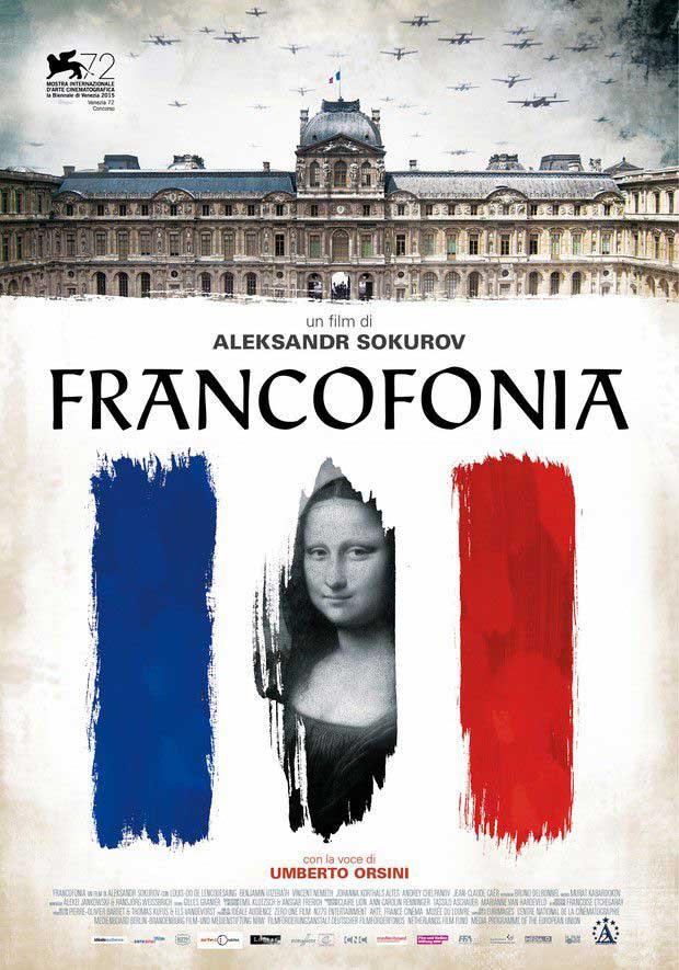 FRANCOFONIA (DVD)