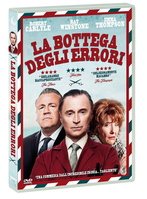 LA BOTTEGA DEGLI ERRORI (DVD)