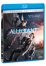 ALLEGIANT - THE DIVERGENT SERIES (SPECIAL EDITION) (BLU-RAY)