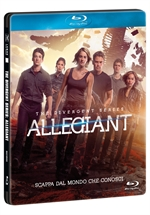 ALLEGIANT - THE DIVERGENT SERIES (STEELBOOK) (BLU-RAY)
