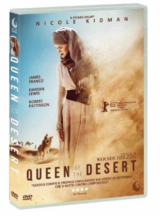 QUEEN OF THE DESERT (DVD)