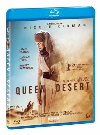 QUEEN OF THE DESERT (BLU RAY)