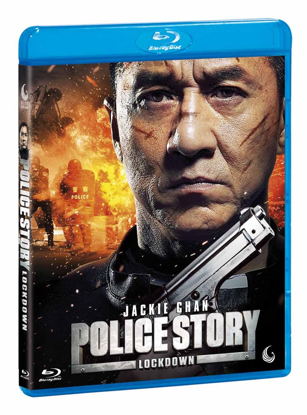 POLICE STORY (BLU RAY)