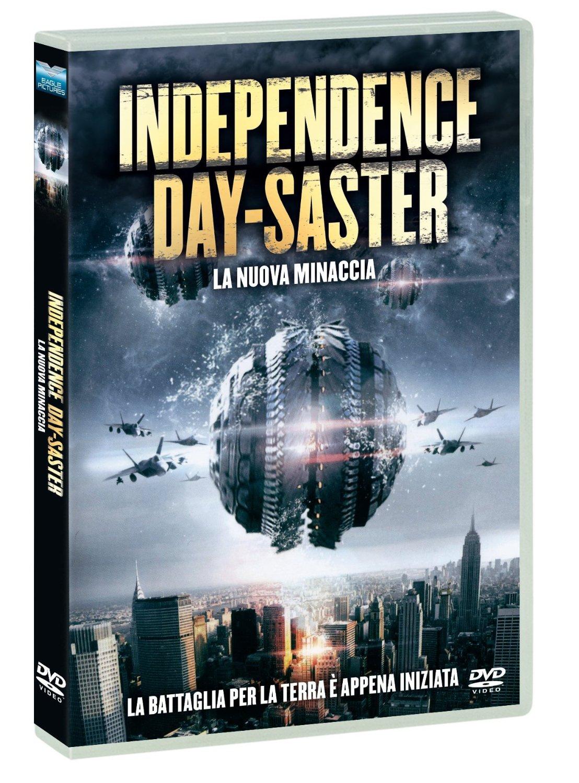 INDEPENDENCE DAY-SASTER - LA NUOVA MINACCIA (DVD)