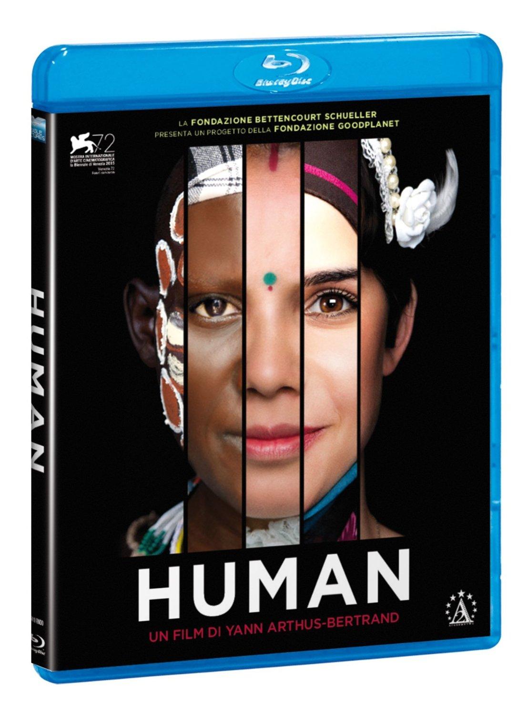 HUMAN (BLU RAY)