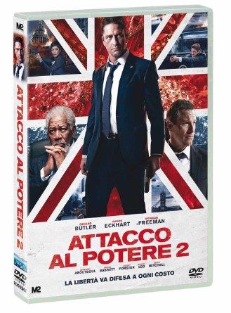 ATTACCO AL POTERE 2 (DVD)