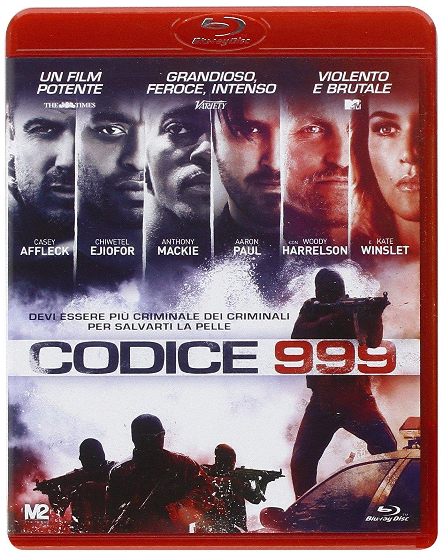 CODICE 999 (BLU RAY)