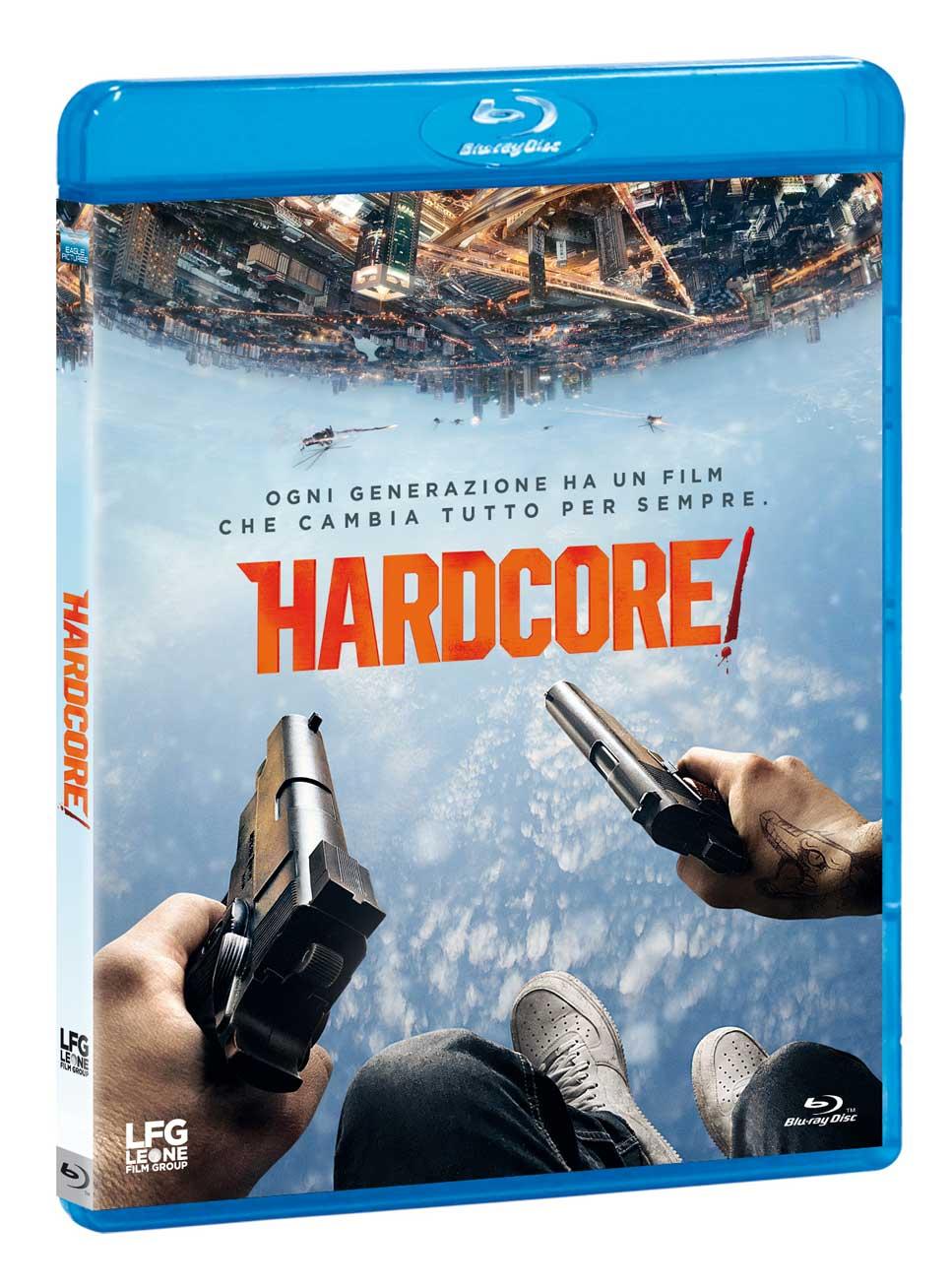 HARDCORE ! (BLU RAY)