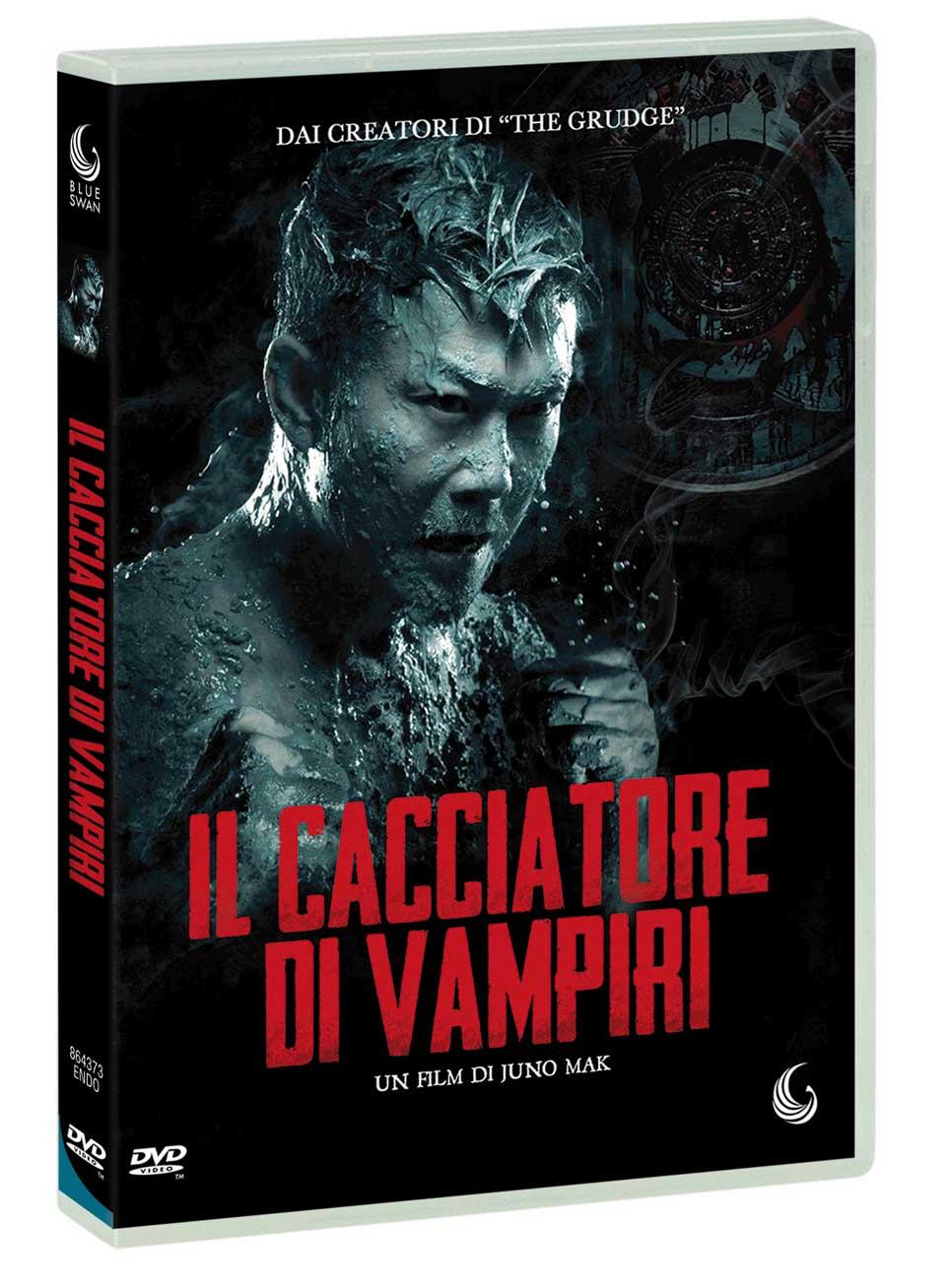 IL CACCIATORE DI VAMPIRI - RIGOR MORTIS (DVD)